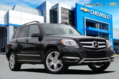 Used 2015 Mercedes-Benz GLK GLK 250 BlueTEC®