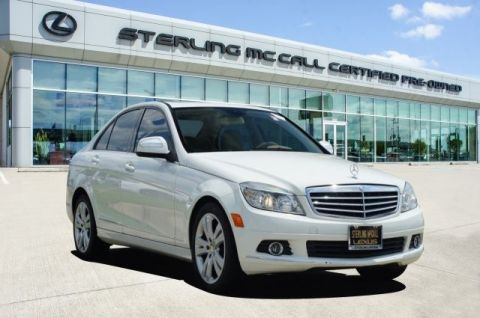 Used 2008 Mercedes-Benz C-Class 3.0L Luxury