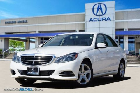 Used 2014 Mercedes-Benz E-Class E 350 Luxury
