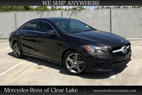 Used 2014 Mercedes-Benz CLA CLA 250