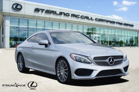 Used 2017 Mercedes-Benz C-Class C 300