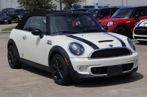 Used 2015 MINI Cooper Convertible
